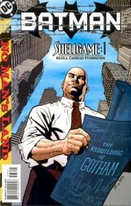 Cover to Batman vol. 1 #573 by Doug Mankhe (January 2000)