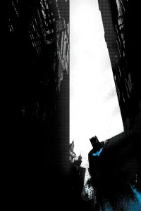 Cover to Batman Annual #2 by Jock