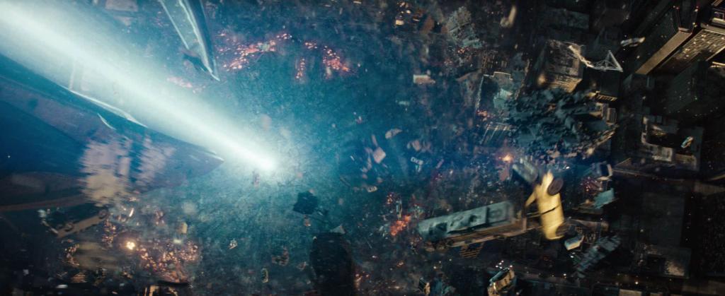 Metropolis took a beating in Man of Steel.