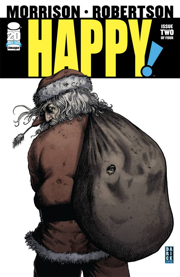 Happy, Issue 2
