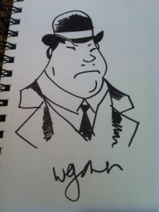 Oddjob by Scott Wegener (Atomic Robo)