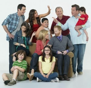 Cast publicity photo. (ABC/Bob D'Amico)