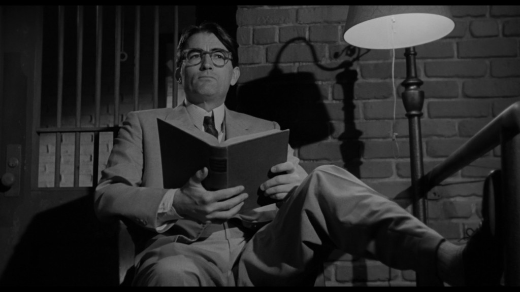 Gregory Peck as Atticus Finch in To Kill A Mockingbird (19xx)