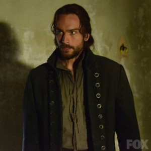 Ichabod Crane and his one outfit. (Fox)