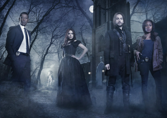 Spooky. (Official cast photo)