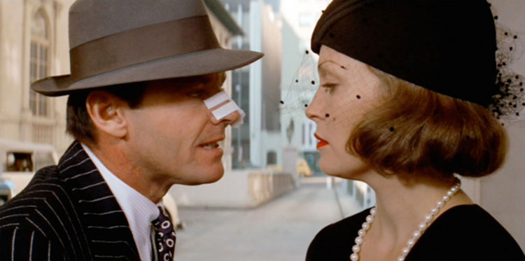 Chinatown - even money that it was the first film to pop into your head after reading the title of this piece.