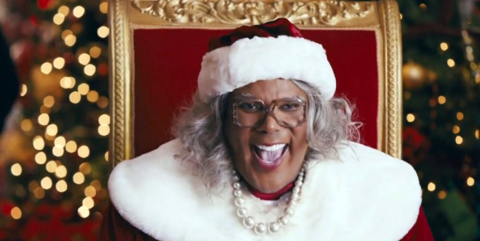 Madea (Tyler Perry) does not appear in The Hobbit: The Desolation of Smaug