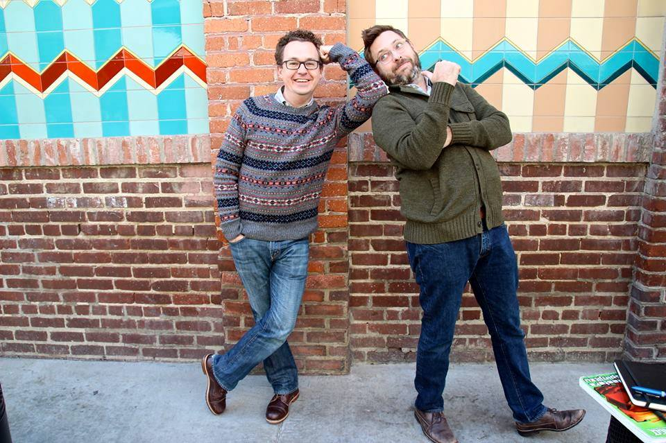 Dan and Kevin Hageman are brothers and screenwriting partners in Los Angeles, California.