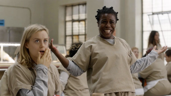 X and X in OITNB.
