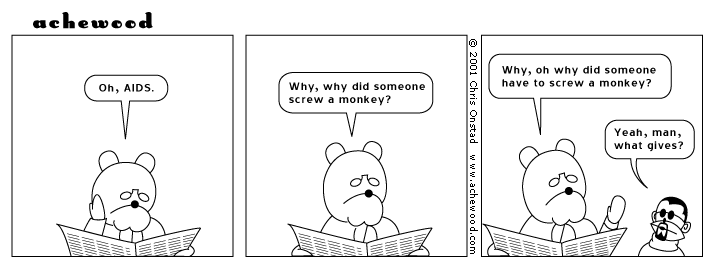 Strip from October 26, 2001