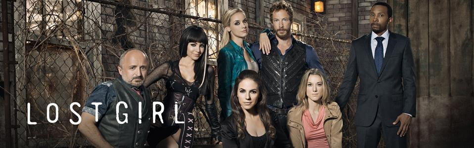 The cast of Canada's Lost Girl.