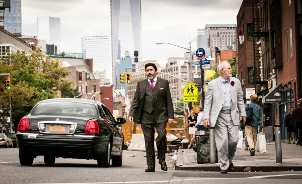 Alfred Molina and John Lithgow are an old married couple in Love is Strange. (Source: The Guardian)
