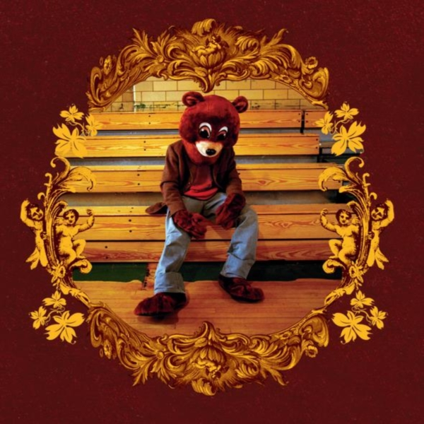 """Oh, Dropout Bear. You were such an indelible part of """"old"""" Kanye marketing."""