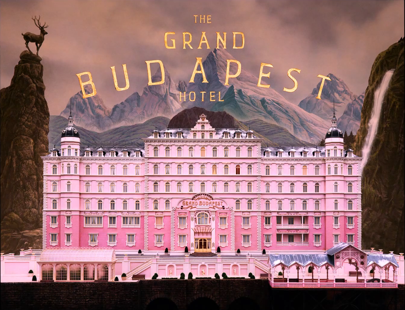 Grand Budapest Hotel Quotes The Grand Budapest Hotel Review  Deadshirt