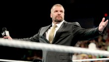 Paul Levesque, also known as Triple H, The Troll King of Professional Wrestling