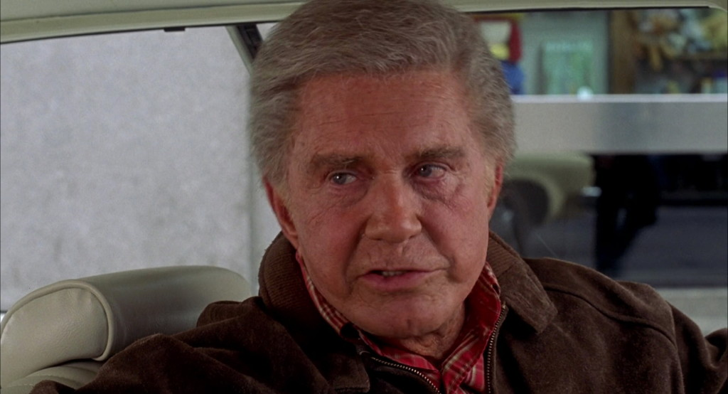 """With great power yada yada whatevs."" -Uncle Ben (Cliff Robertson)"