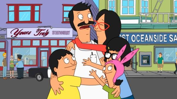Feel the love on Bob's Burgers. (Screencap from KPopStarz)