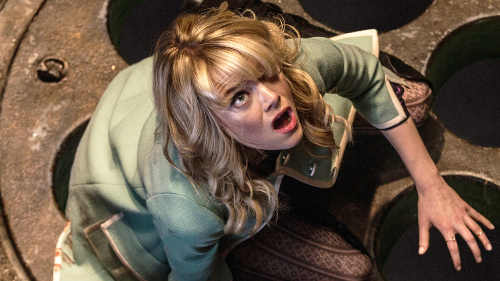 Emma Stone's portrayal of Gwen Stacy remains one of the Marc Webb reboot's enduring treasures. (Source: Clevver)