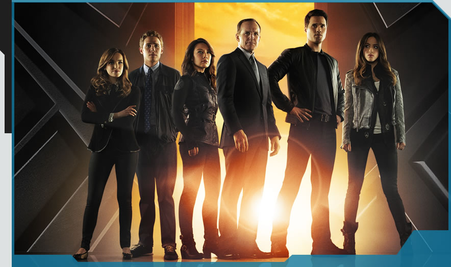 The sun rises on S.H.I.E.L.D. (Official press photo)