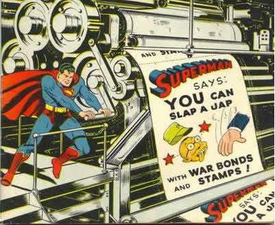 Action Comics #58. Art by Jack Burnley.