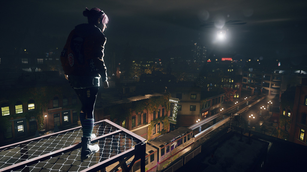 From inFamous: First Light, the standalone DLC to Second Son. (source)