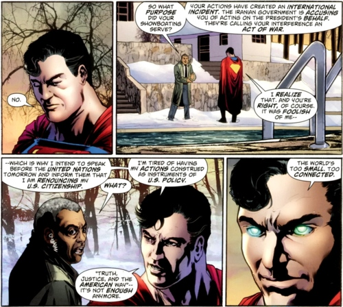 From Action Comics #900. Art by Miguel Sepulveda.