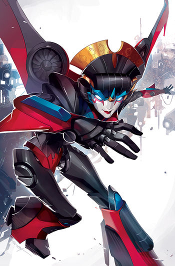 350px-Windblade2coverplain