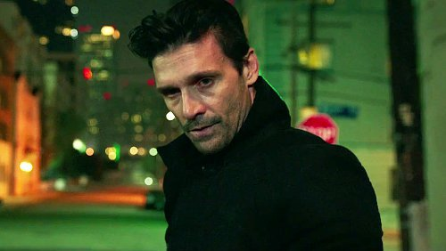Captain America:  The Winter Soldier's Frank Grillo portrays a Frank Castle-esque lead. (Source)