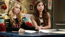 SABRINA CARPENTER, ROWAN BLANCHARD