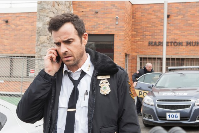 Justin Theroux stars in HBO's The Leftovers. (source)