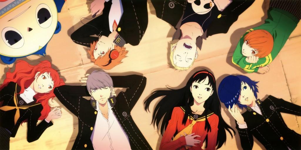 The Cast of Persona 4 http://img4.wikia.nocookie.net/__cb20111028172609/megamitensei/images/e/ee/Persona_4_investigation_team_2.jpg