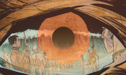 From The Wake #5, art by Sean Murphy
