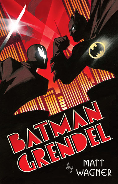 Cover for Batman:Grendel I