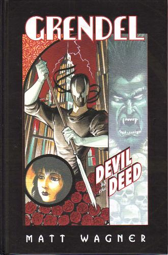Cover for Devil by the Deed