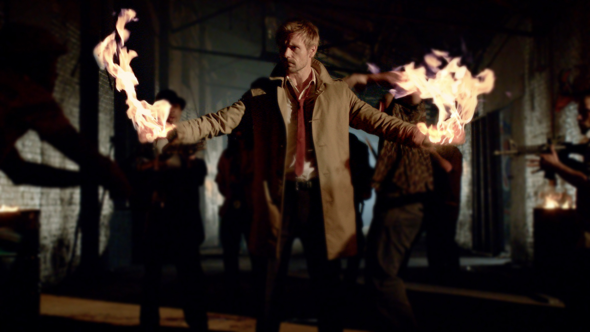CONSTANTINE POST-MORTEM[?] :  A few words about networks' rating-based decisions and not letting the media break your fan-spirit