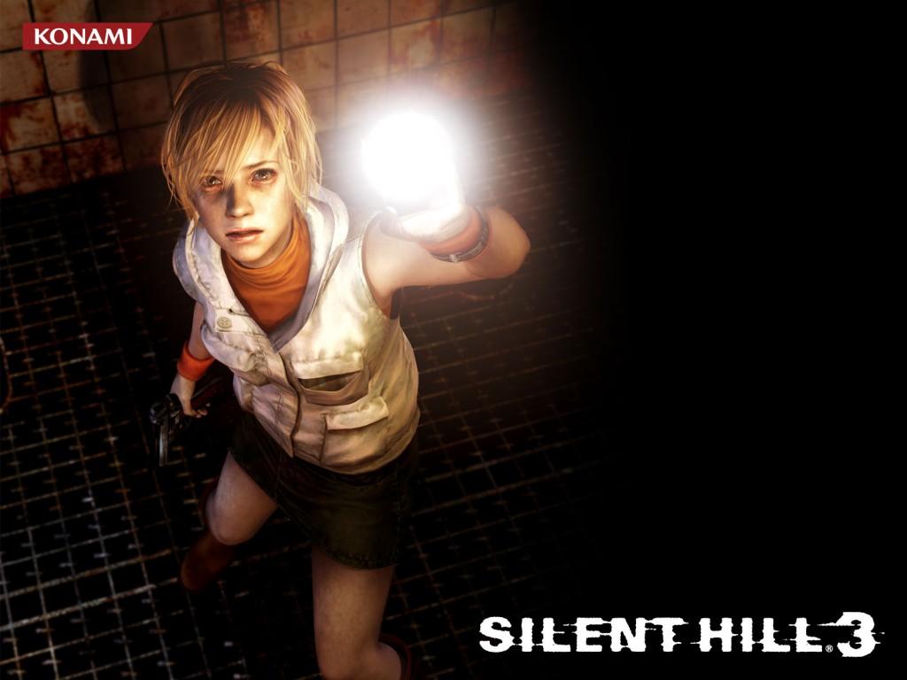 Silent Hill 3 Header