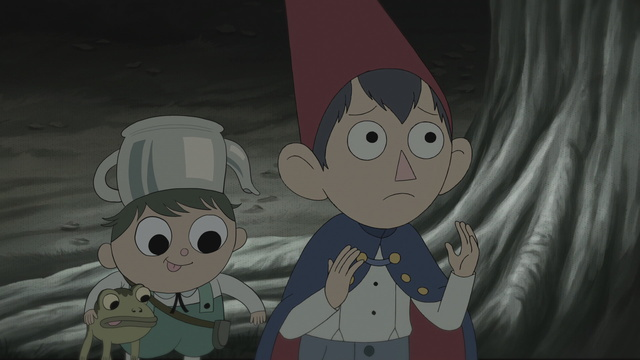 the unknown is a malleable setting that allows the show to delve into a number of different genres over its run one episode - Over The Garden Wall Episode 2