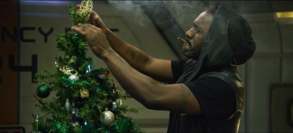 Prometheus - Captain - Christmas Tree