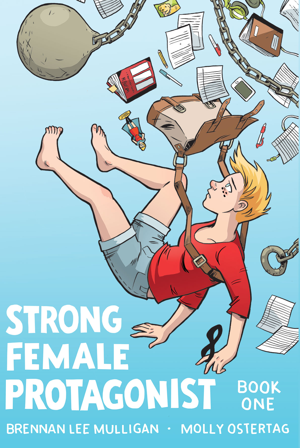 Strong Female Protagonist cover 200dpi