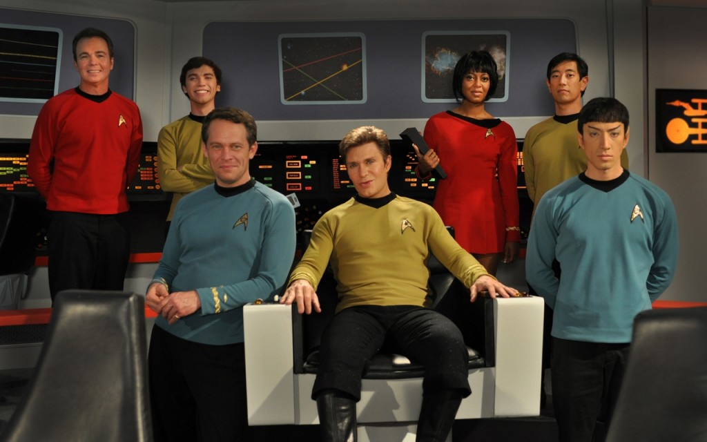 The Star Trek Continues cast includes Chris Doohan (James Doohan's son) as Scotty and Mythbusters' Grant Imahara.
