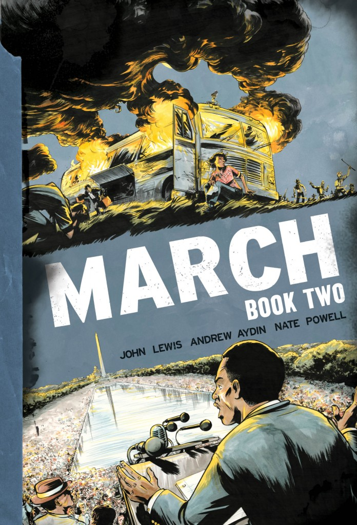 March Book Two cover 300dpi