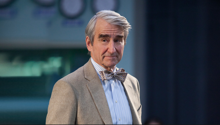 Assistant District Attorney Jack McCoy regenerated into the platonic ideal of old school newsmen.