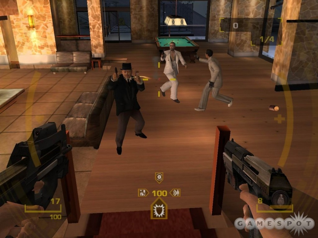 Rogue Agent BAD MULTIPLAYER