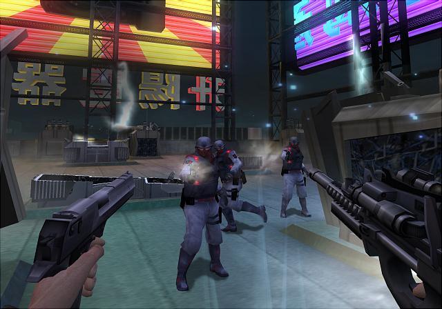 Rogue Agent TWO GUNZ