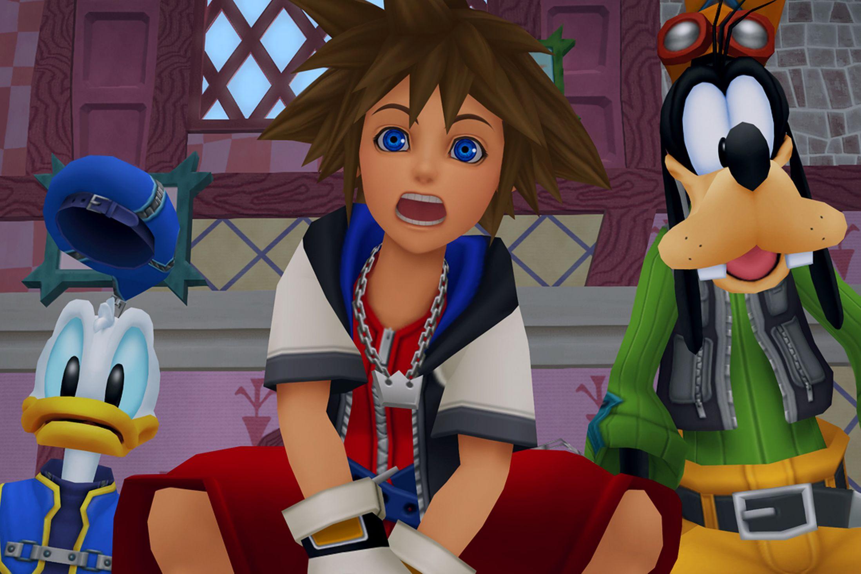 Kingdom Hearts Party