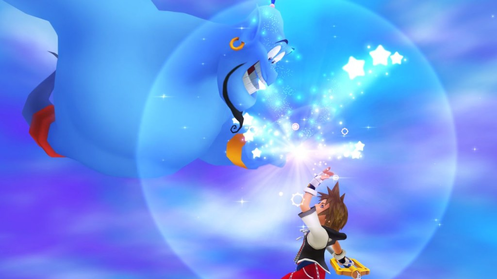 Kingdom Hearts Genie