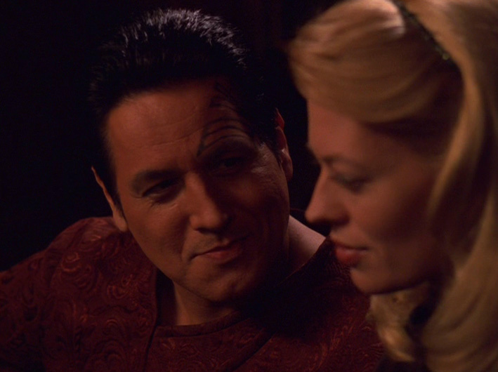 Related: how did the holodeck safeguards allow Seven to bang Fake Chakotay?
