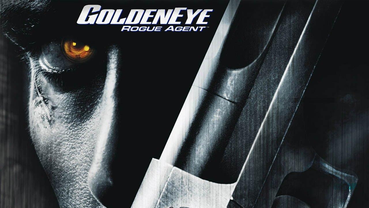"Rogue Agent ""Goldeneye"""