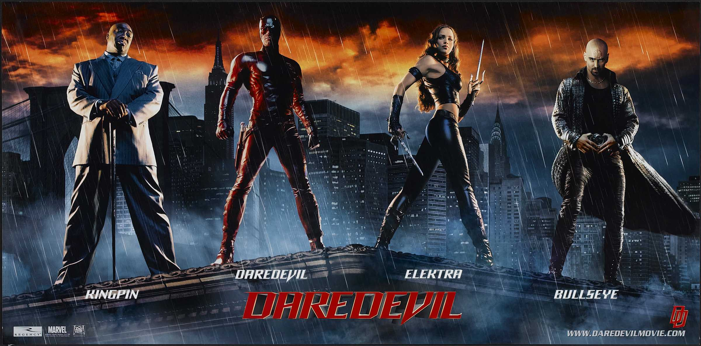 Stale Popcorn: Daredevil (2003) – Deadshirt