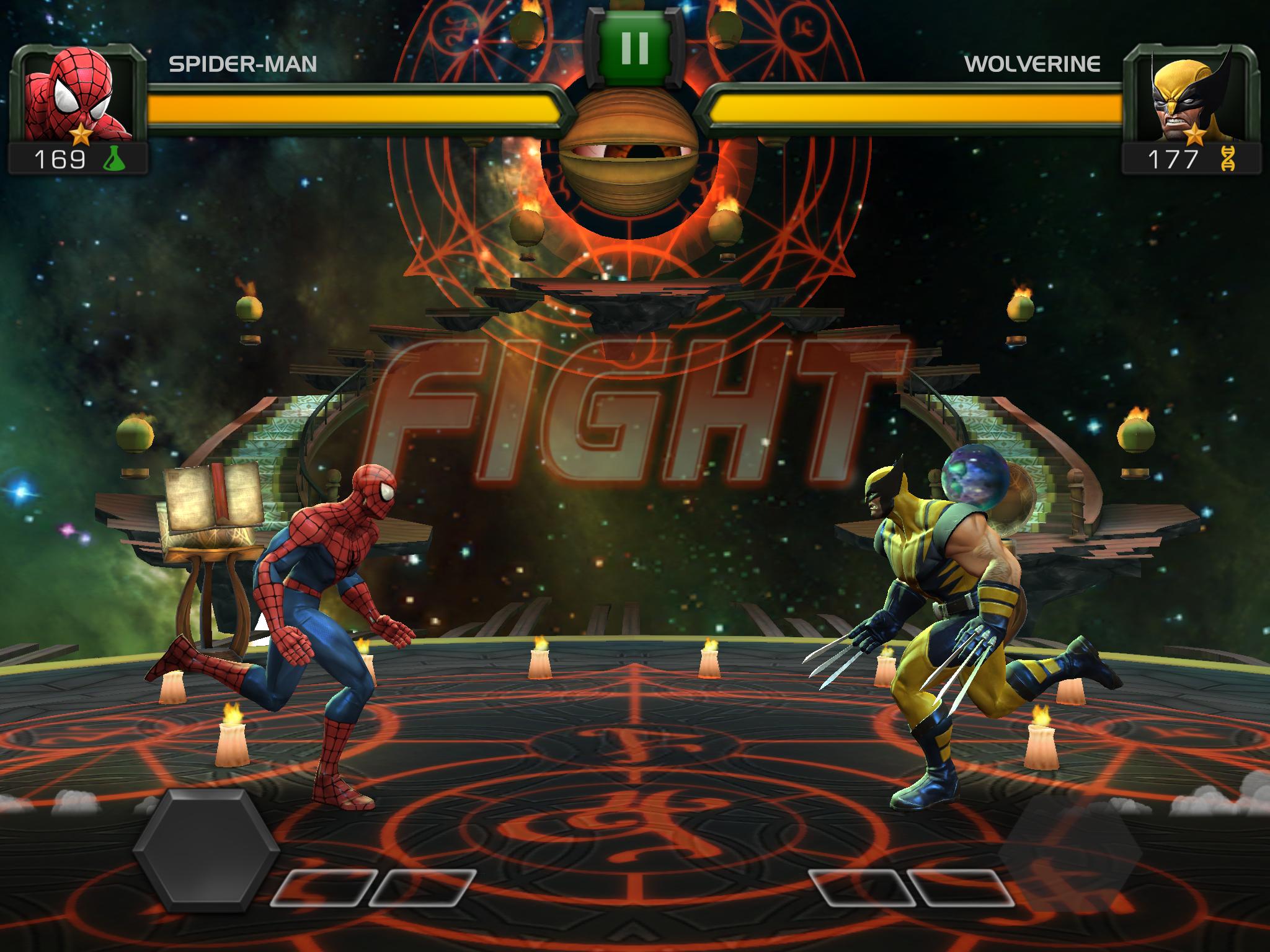 MCoC Fight